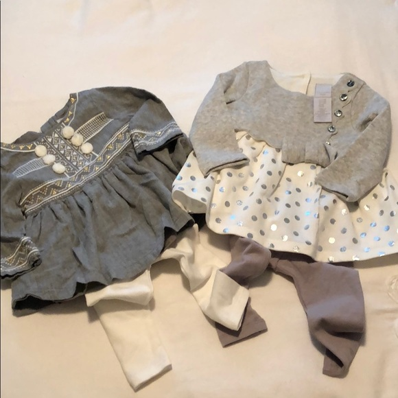 Tahari Other - Two Tahari Baby Outfits size 3-6M
